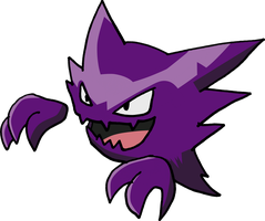 093 - Haunter by Tails19950