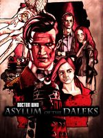 Asylum of the Daleks by DWProject