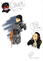 Oh you Shepard! by Nanune13