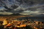 napoli among vezuvio by uurthegreat