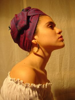 African Woman- Sherman Project by RagdollStitches