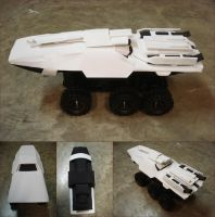 Mass Effect RC Mako WIP 7-10 by RebelATS