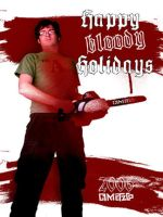 happy bloody holidays 2006 by gimetzco