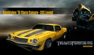 Transformers Journal CSS by Aryenne