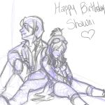 Klavier Ema for Shawni by sephira