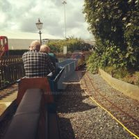 Miniature Railway Ride 1 (RAILFEST 2012) by AferVentus