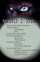 Who I be by FATRATKING