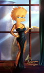 Skyfall by MissFuturama
