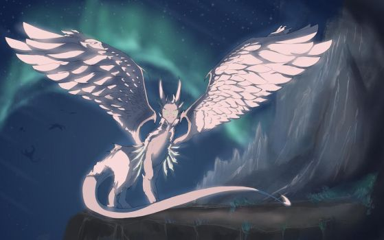 Dragon 4 by finmeen
