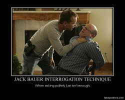Jack Bauer Interrogation by Kersey475