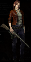 Claire Redfield (3) - Resident Evil Revelations 2 by TheARKSGuardian