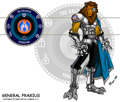 General Praxius by skywarp-2