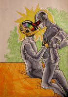 Something about robot sex by Matuska