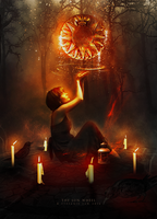 The Sun Wheel by stefanie-saw
