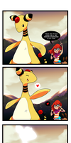 Pokemon- Mega Evolution by tabby-like-a-cat