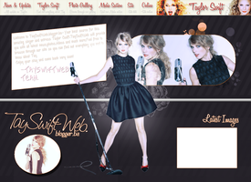 Taylor Swift Header by crucioimpedimenta