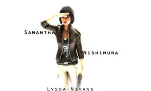 Samantha by Lyssa-Nivans