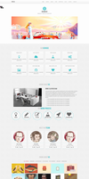 Ideanosse a Responsive One Page WordPress Theme by the-webdesign