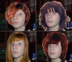 Many Hairstyles of Kellie by abnormia