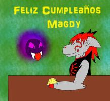 Cumple Magdy 2014 by Quilmer