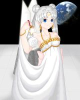 SM - Princess Serenity by dreams-of-absolution