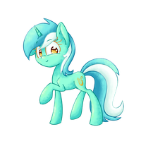 Lyra Heartstrings by Lemon-Heartss
