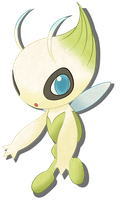 Celebi by Sindorman