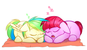 Naptime by AlphaAquilae