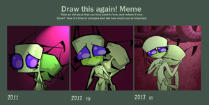 Draw This Again Meme 2013 by varletlegion
