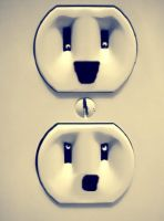 Outlet Faces by savvysmiles11