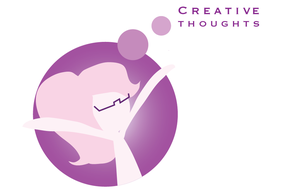 Creative thoughts logo by BeeTrue