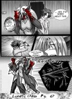 Lunatic chaos- Issue 1 pg 67 by Barrin84