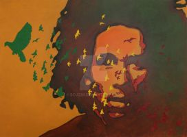 Mr. Marley by ecuz28