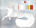 ref-sheet: YAROI by ShirubaHoshi