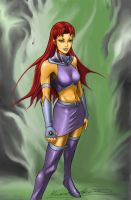 StarFire by citynegotiator