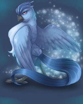 Articuno by Yosh9