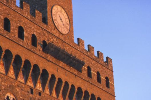Florence Clock by photoboy66