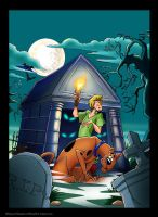 Scooby 1 by C-McCown