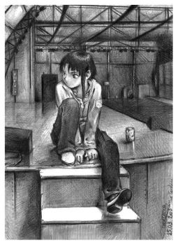 Lain by Beulette