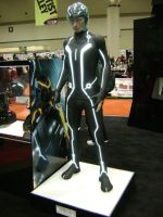 FanExpo 2010 Tron Suit by hotrod5