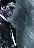 Max Payne In The Rain by SolidPayneRada