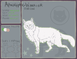 AW | Whitestep of Starclan | NPC by Nermsters