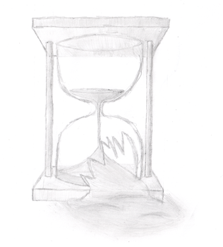 While We Take Our Time (Broken Hourglass) by CarlosRiquelme