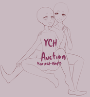 YCH Auction (CLOSED) by Kariosa-Adopts