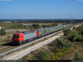 CP 5605 IC672 Agualva 220912 by Comboio-Bolt