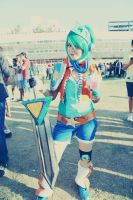 arcade riven-league of legands by Xprebel