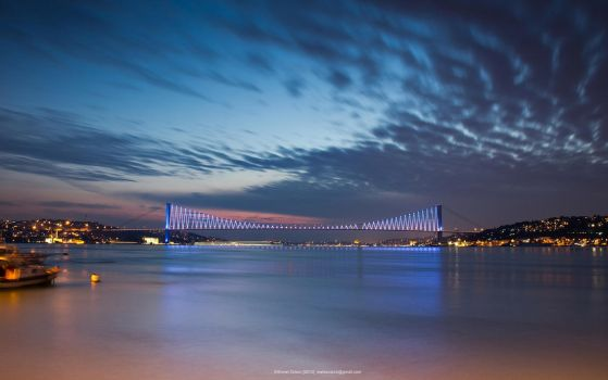 Blueistanbul by Metkan