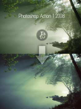 Photoshop Action 1 by w1zzy-resources