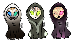 Crypt Adoptables CLOSED by SpectrumStray