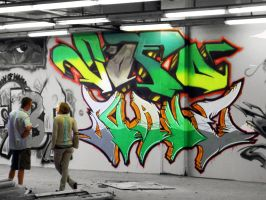 Graffiti Slave 2009 by OROL1